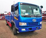 FAW 4X2 carga Van do dever da luz de 7 toneladas