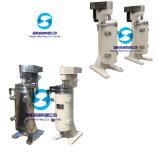 中国で販売する管状の浄化の分離の遠心分離機機械