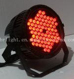 L'alto potere 72X 3W impermeabilizza l'illuminazione di PARITÀ della fase esterna LED dell'indicatore luminoso IP65 di PARITÀ del LED