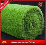 Gazon artificiel d'herbe d'horizontal durable de jardin