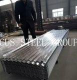Strato del tetto del metallo dell'Africa/strato galvanizzato del ferro ondulato per tetto