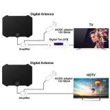 25dB de ganancia digital de tipo magnético interiores pasivas DVB-T TV antena TDT antenas