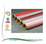 Водоустойчивой и пожаробезопасной ткань силиконовой резины усиленная стеклотканью