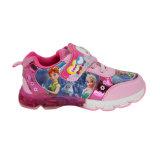 Espadrilles de la meilleure qualité de chaussures de sports d'enfants de qualité pour l'exécution et l'exercice