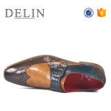 Wenzhou Hot vender zapatos casuales de cuero auténtico para hombres