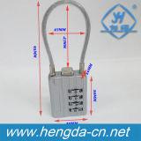 Fechamento de venda superior do cabo ajustável da bagagem da combinação (YH1058)