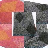 36%полиэстер 40%акриловый 24%шерстяной ткани для покрытия куртка пальто