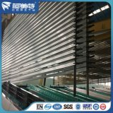Perfil de alumínio do OEM 6063t5 para a trilha /Rail /Pole da cortina