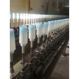 Linha de pulverização automática para o frasco da emulsão