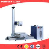 Máquina de la marca del laser de anillo de la paloma de la joyería con la ISO del Ce