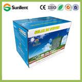 Nécessaires d'énergie solaire des nouveaux produits 6V4ah 6W avec la charge de téléphone