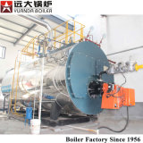 100%年ボイラー製品品質の保護システム、蒸気を生成する軽油の火のボイラーの