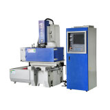 새로운 디자인 관제사를 가진 자동적인 경제 CNC 철사 EDM 기계