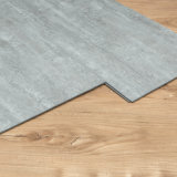 La meilleure tuile de vente de cliquetis de vinyle de PVC Lvt/plancher en pierre
