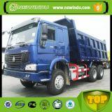 Sinotruk HOWO LHD 371HP 40ton 쓰레기꾼 트럭 덤프 트럭