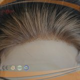 실크 최고 브라질 머리 여자 가발 (PPG-l-0777)