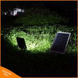 O mais novo produto Solar IP 65 50W 96 jardim exterior da luz solar de LED