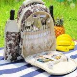 屋外4人の熱絶縁されたピクニック袋