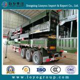 Rimorchio del carico dei 3 assi per il trasporto di logistica