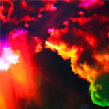 Película colorida No. I593f1146b de la impresión de la transferencia del agua de la ilusión del polvo
