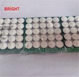Largo tiempo de grabación de la luz de velas de té blanco (T008) para la vida diaria usa