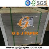Dobles caras triple revestimiento de papel con la junta de papel blanco