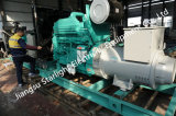 Открытого типа питания генератора Cummins 700 квт/875ква электрический генератор дизельного двигателя