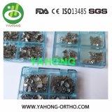 MIM Bondable Dental Yahong Non-Convertiable tubos molar
