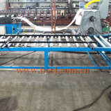 Tipo de acero rodillo de la bandeja del sistema de apoyo del cable que forma la fábrica de máquina de Prodution