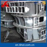 по мере того как ваш чертеж конструкции подгоняет Weldment изготовления провода нержавеющей стали для локомотивных частей