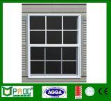 Pnoc081025ls de aluminio escogen la ventana colgada con la parrilla