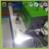LCD 디스플레이와 DC/AC 산출을%s 가진 공장 가격 재력 6W 태양 에너지 시스템