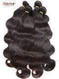100% волос человека необработанные Virgin волос Малайзии