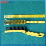 صفراء بلاستيكيّة مقبض [4إكس15] أسود [ستيل وير] فراش مع مكشط