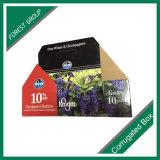 Dobrada Caixa de cerveja em cartão impresso Personalizado
