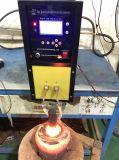Calefacción de inducción eléctrica de la tecnología de IGBT que endurece la máquina para los ejes