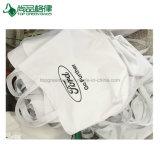 Qualitäts-weißer Polyester-EinkaufenTote Resuable große preiswerte Tote-Beutel
