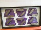 De Malende Schijven van de Vloer van de Diamant van het Trapezoïde van twee Segmenten voor het Nivelleren