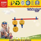 De peuter OnderwijsBouwstenen van de Bouw van het Speelgoed van Kinderen Geplaatst Grappig Stuk speelgoed 2016 Hete Verkoop