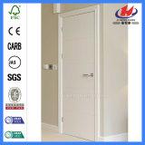 Porte en bois découpée par portes intérieures de chêne blanc de matériel de double porte