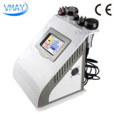 Liposuccion ultrasonique de la cavitation rf de vide amincissant la machine