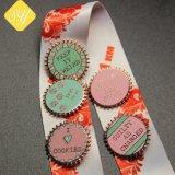 precio de fábrica de metal Premios chicas Cosplay personalizado insignia de solapa para regalo