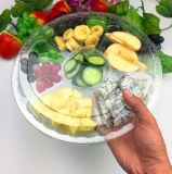 Коробка плодоовощ отрезока свежих фруктов