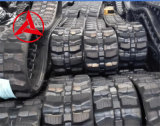 Chinesische Gummispur-Kette für Exkavator