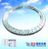 SGSとの外ギヤ硬度285-321bhnの水処理の回転のリングか振動または回転ベアリング