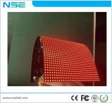 Módulo flexível HD do diodo emissor de luz que anuncia a parede video curvada diodo emissor de luz interna da tela de indicador P2.5 do diodo emissor de luz P4 P5 brandamente