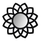 Specchio personalizzato di periodo dello specchio della parete di pollice di modo