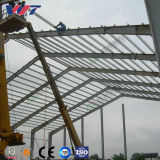 Taller de almacén de estructura de acero en alta Qualit SGS
