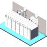 Turck cabina de pintura los equipamientos de taller de mantenimiento, taller de pintura profesional Equipment-Big Booth (fabricación, CE)