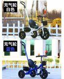 Дети немногая нажим игрушек езды ягнятся трицикл с педалью